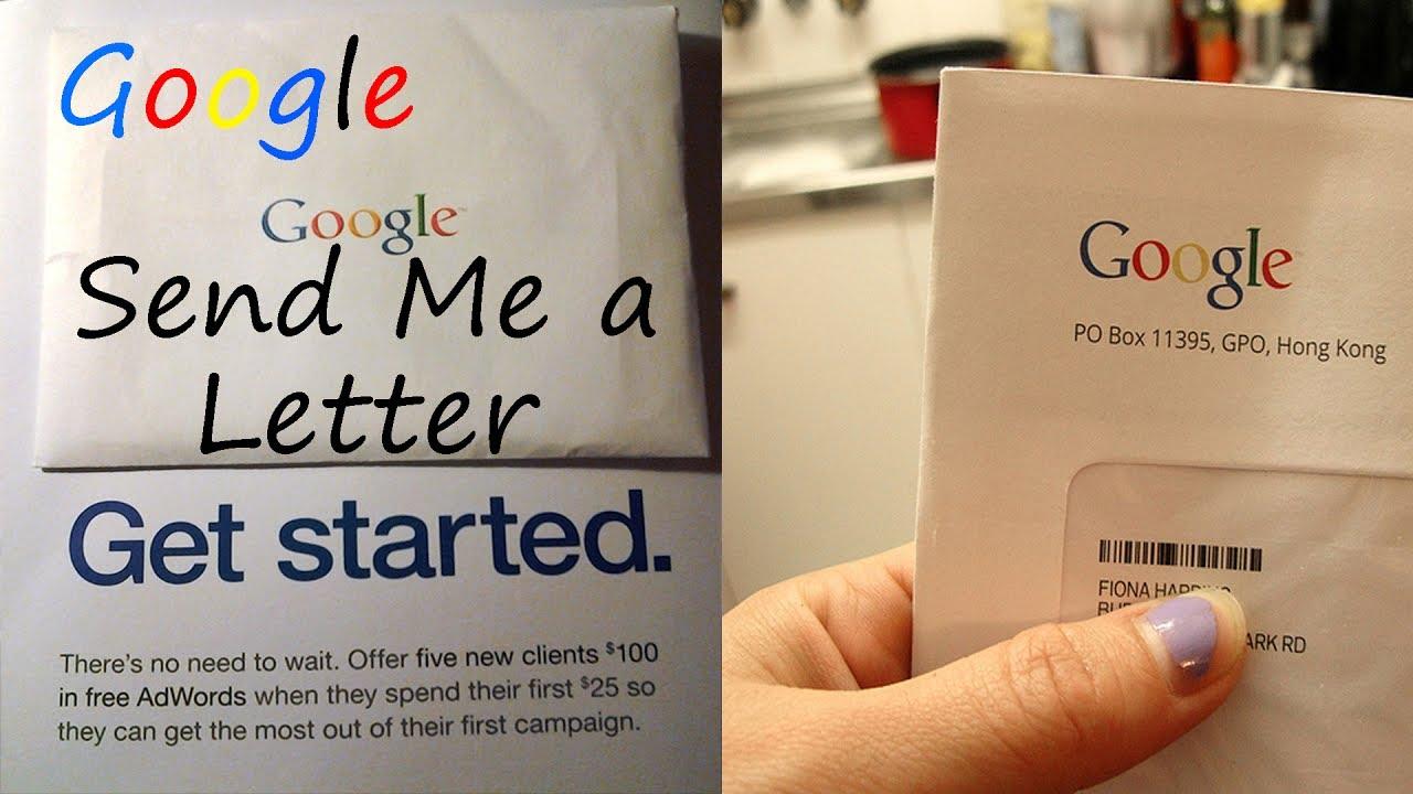 Google Send Me A Letter | Verify Address (PIN) in Google AdSense