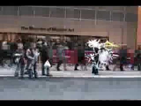 MoMA Twisty Balloon Intervention