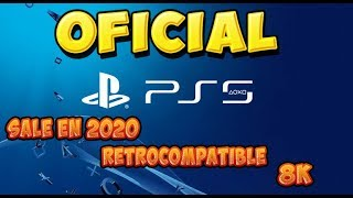 [OFICIAL] PS5 Sale en 2020, Retrocompatible, 8K y más datos
