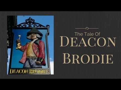 The tale of Deacon Brodie | Edinburgh History