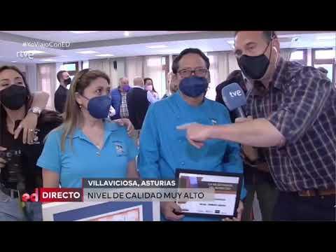 VÍDEO La Mejor Fabada del Mundo en España Directo de TVE