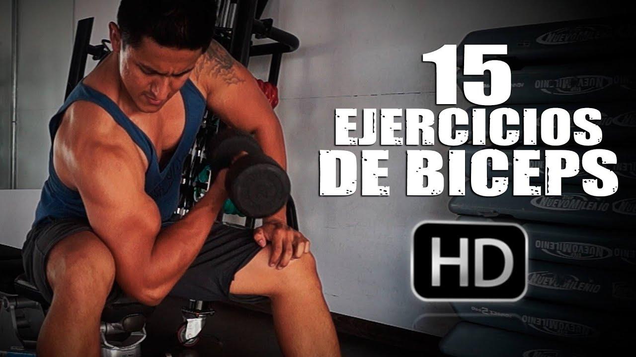 ejercicios con mancuernas en casa youtube