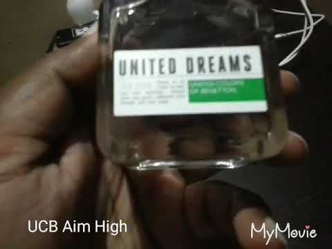 UCB Dreams Aim High#ucbdreams,#perfume