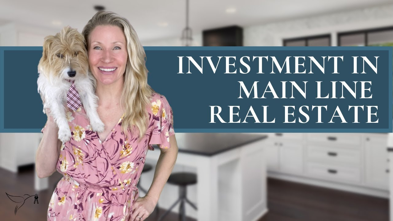 💰🏡 How to Buy a Rental Property on The Main Line PA with Realtor Kimmy Rolph