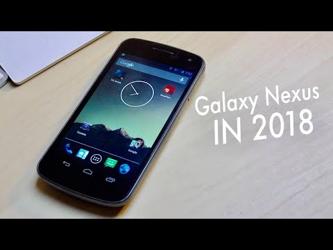 SAMSUNG GALAXY NEXUS In 2018! (Should You Still Buy It?)