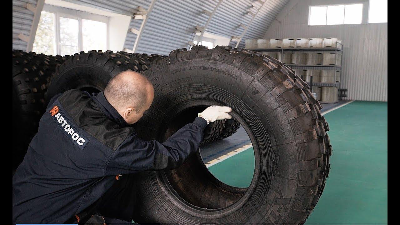 """Контроль качества продукции компании """"АВТОРОС"""". Сборка и монтаж колес."""