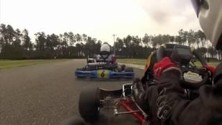 Karting Magescq X30 1ere manche