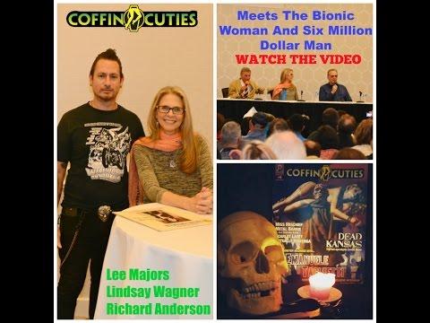 Lee Majors and Lindsay Wagner Mid-Atlantic Nostalg
