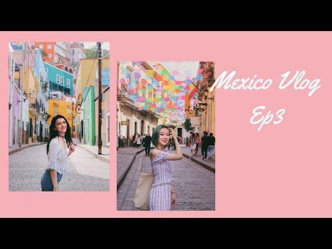 Mexico Travel Vlog   Ep 3 Guanajuato   瓜纳华托游记