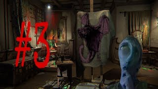Layers of Fear #3: Rats to Bats, but where are the Cats?