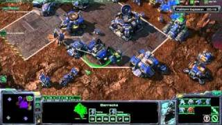 "Starcraft 2: ""Shatter the Sky"" with Mass Ghosts [Brutal] [1/2] Thumbnail"