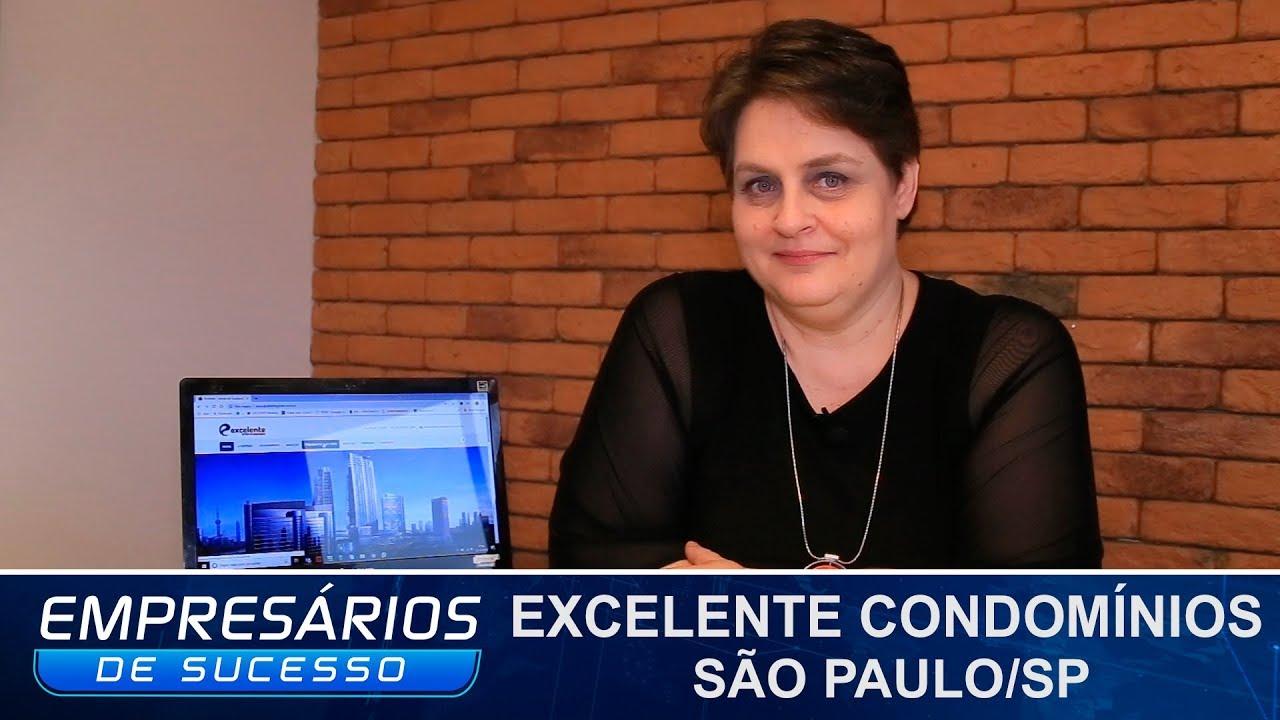 EXCELENTE CONDOMINIOS, SÃO PAULO, EMPRESÁRIOS DE SUCESSO