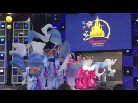 DCA - Disney Shanghai Celebration - Ribbon Dance