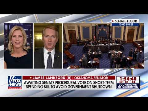 Sen. Lankford: Trump sent Schumer and his demands away