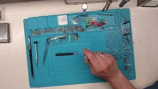 Ремонт флекса, ремонт дужки, ремонт очков, пайка металлических очков