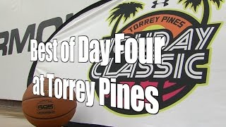 Best of Day Four at Torrey Pines, Under Armour Holiday Classic, 12/30/15