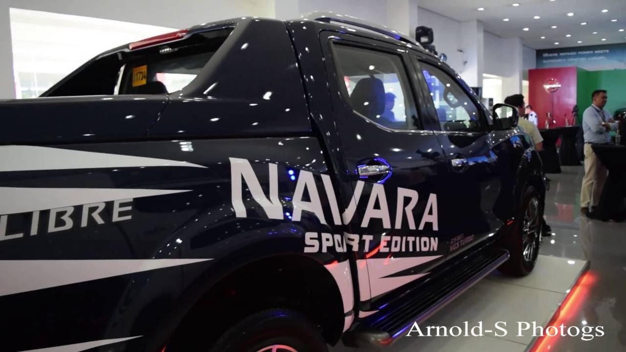 2016 Nissan Navara Sports Edition — Philippines - YouTube