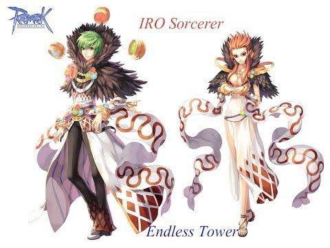 IRO Ragnarok Sorcerer มาลงร้อยชั้นกันดีกว่าครับ