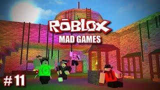 FILON SENSEI (Roblox: Mad Games #11)
