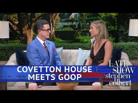 Stephen's Covetton House Meets Gwyneth Paltrow's Goop