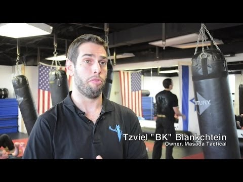 More young professionals seeking self defense training