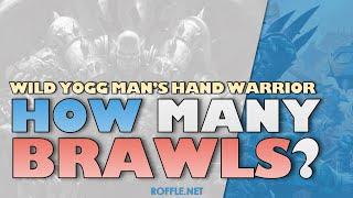 Hearthstone | How Many Brawls Does it Take? | Wild Yogg Man's Hand Warrior | Legend Gameplay