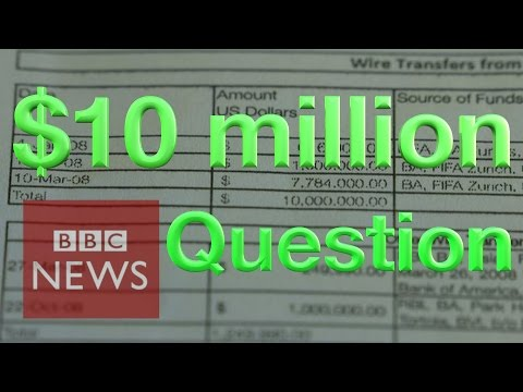 FIFA Corruption (BBC Exclusive): Documents 'show bribe payments' - BBC News