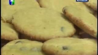 Receta de galletas chip de chocolate Invitada Iriss Cake EBISU 01 08 18
