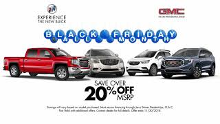 JERRY SEINER BUICK GMC - SOUTH JORDAN - VIDEO AD - NOVEMBER 2018