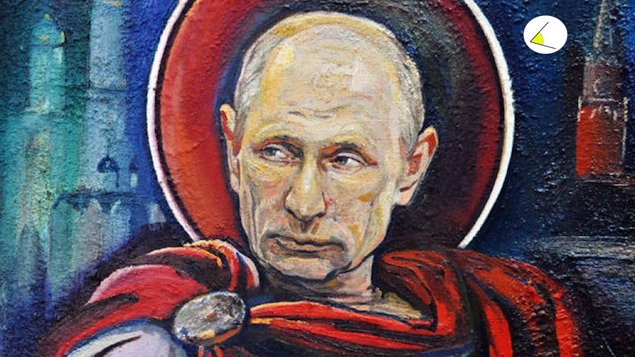 Храм с изображением Путина за 3 миллиарда рублей. Как россияне живут на самоизоляции