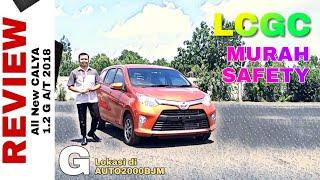 Explorasi All New CALYA 2018 Tipe G Paling Bagus Toyota Banjarmasin