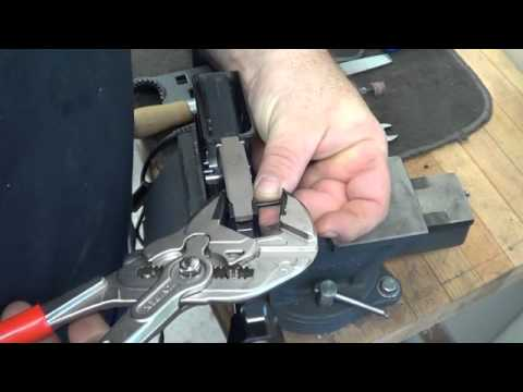 Ar15 Roll Pin Installation Made Easy Youtube