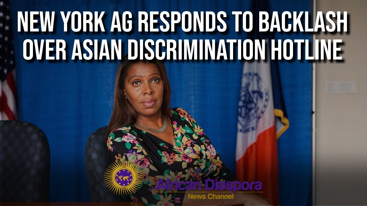 New York AG Letitia James Responds To Backlash After ...