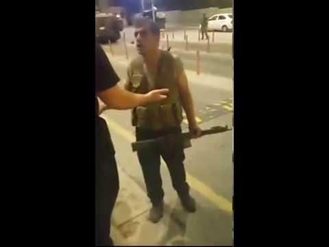 15 Temmuz gecesi darbe erleriyle siviller arasında post-modern diyalog (Periscope)
