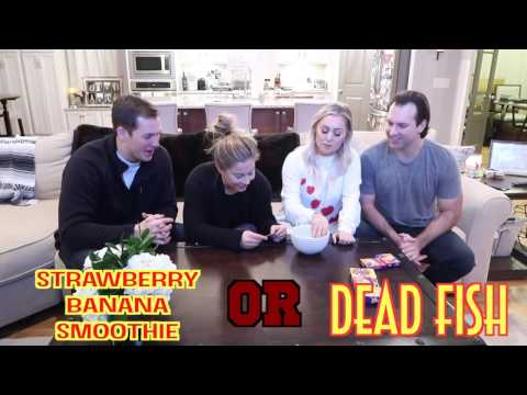 Bean Boozled with Mallory and Kyle Part 1! | Shawn Johnson