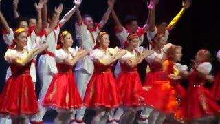 2016 iyf 굿뉴스코 페스티벌 울산 러시아 춤 2016 good news corps festival ulsan russia dance