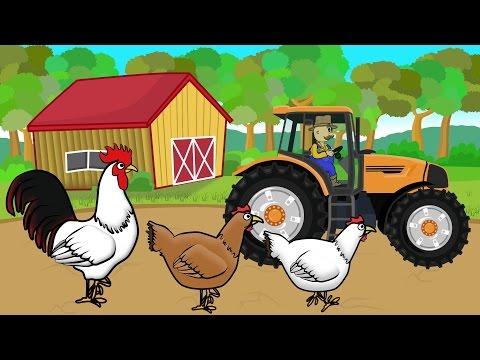 ☻ Farmer   Farm Works - Buying Chickens   Prace Rolnika - Wyprawa po Kurczaki   Bajki ☻