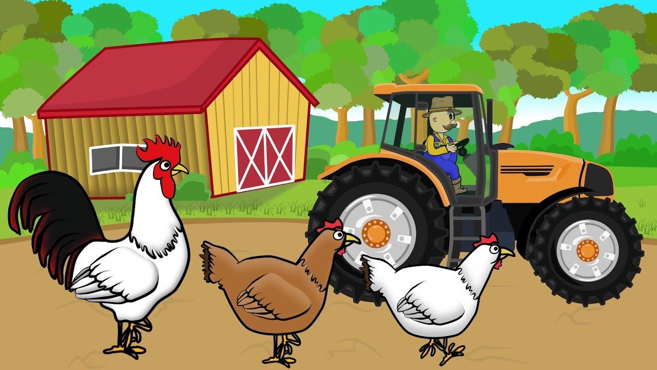 ☻ Farmer | Farm Works - Buying Chickens | Prace Rolnika - Wyprawa ...