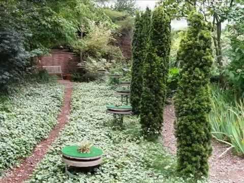 Athis jardin int rieur ciel ouvert youtube - Jardin contemporain athis de l orne nantes ...