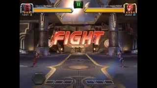 Becoming an Expert - The Best Fighting Style : Marvel Contest Of Champions