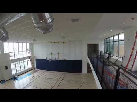 Twenty|20 GoPro Tour | Fitness Center And Indoor Basketball Court