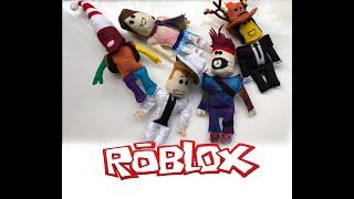 Roblox und Minecraft Plushie & Kostüme passend zu Deinem AVATAR!
