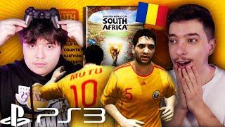 RETRO FIFA 2010 WORLD CUP CU ROMANIA! MUTU SI CHIVU SUNT SENZATIONALI !!!