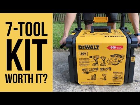 $499 DeWALT 7-Tool