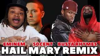 THEY BODIED JA RULE | 50 Cent Ft. Eminem & Busta Rhymes - Hail Mary [Classic Ja Rule Inc Diss HQ]