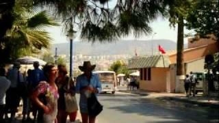Mediterranean Cruise part 4, stop at Kusadasi Turkey