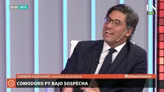 Carlos Pagni entrevista a Germán Garavano, ministro de Justicia