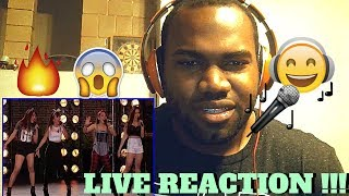 4th Impact cover Tina Turner's Proud Mary Boot Camp The X Factor UK 2015 REACTION