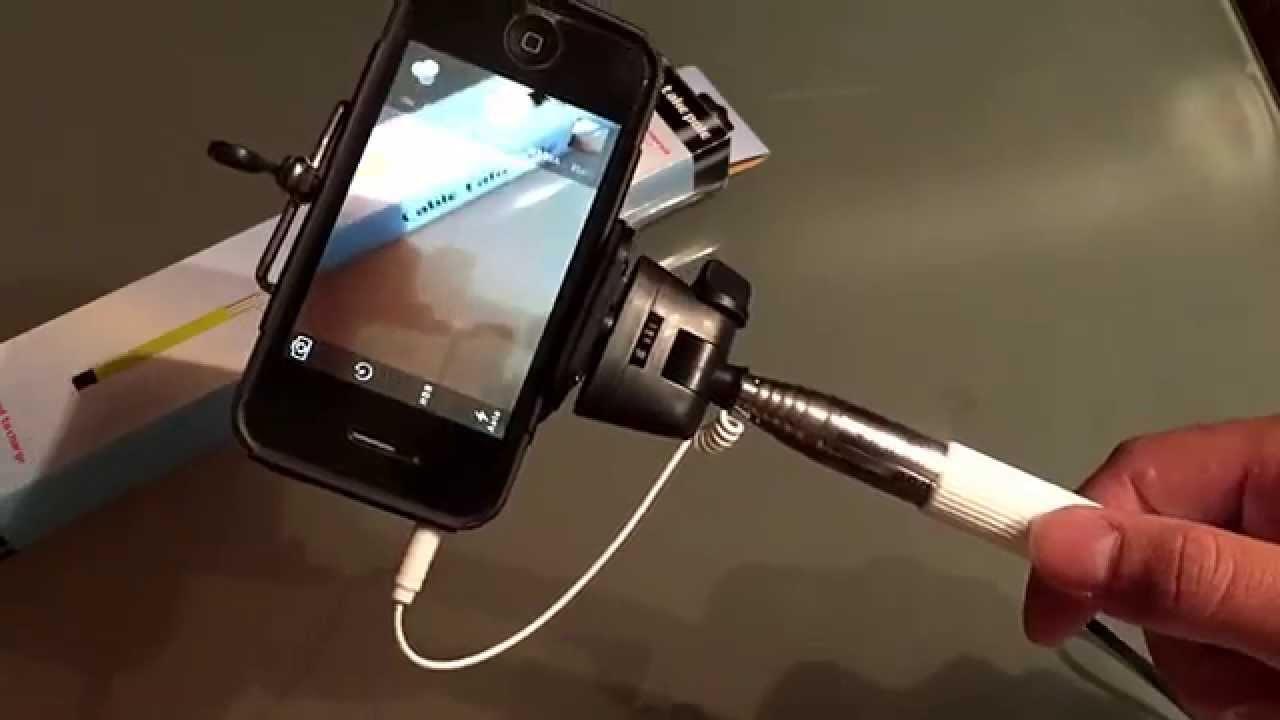 selfie stick review 2 youtube. Black Bedroom Furniture Sets. Home Design Ideas