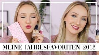 Die BESTEN 18 aus 2018! Full Face Makeup mit meinen JAHRESFAVORITEN 2018! TheBeauty2go